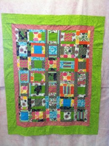 Latest Class Quilt!! Almost finished!!