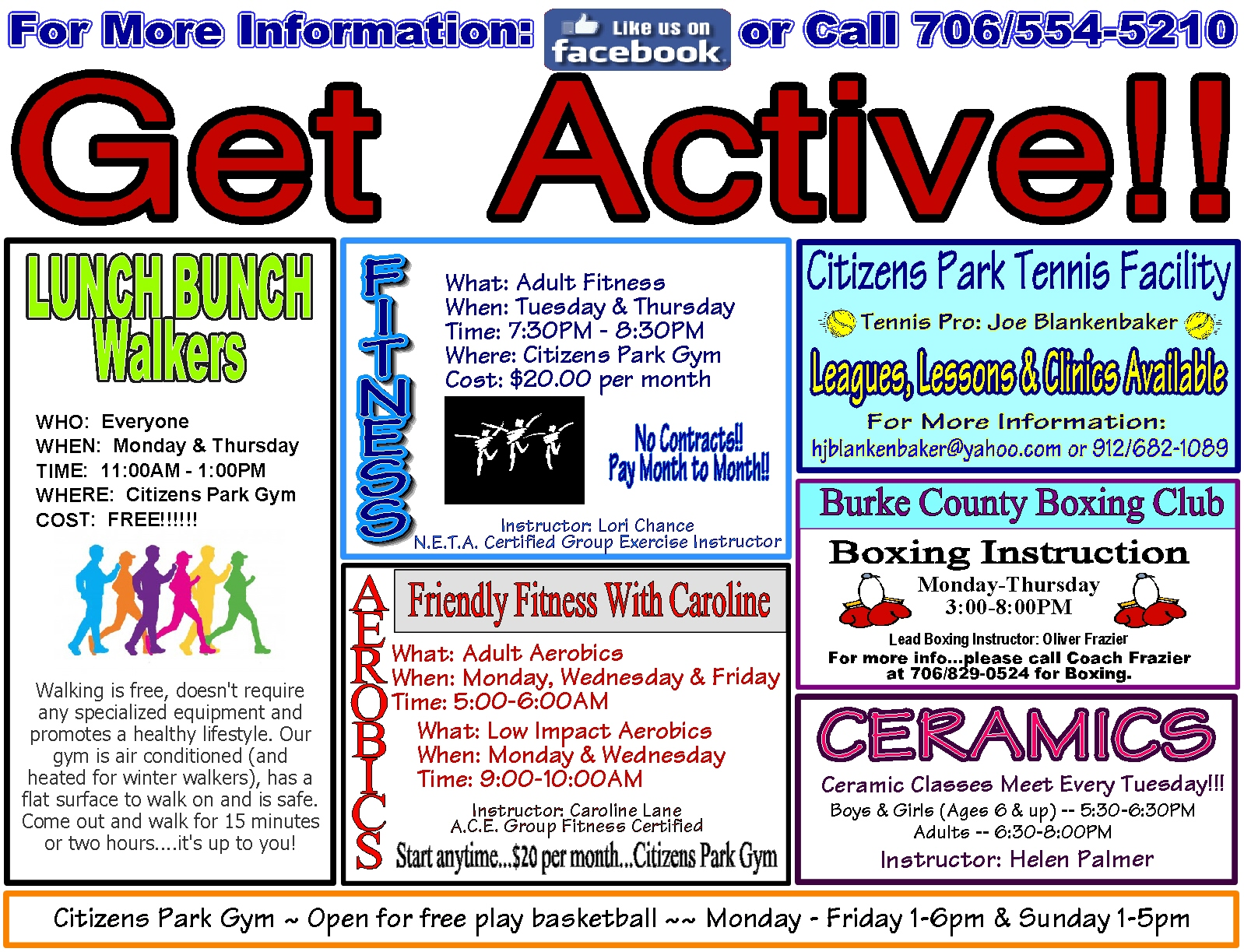 Programs burke county recreation department this entry was posted in programs on january 19 2018 by admin xflitez Choice Image
